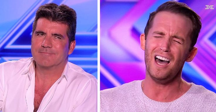 "Jay James, injured in the Navy, has turned to singing and stunned the judges with his incredible talent on X Factor. This 30-year-old father had Simon saying it is for discovering talented people like him that they do these shows. Singing, ""Say Something"" he brought Mel B to tears with his passionate singing.  What talent he has!"