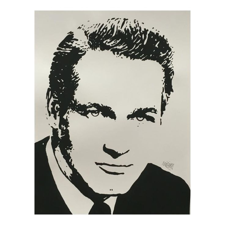 Paul Newman Pop Art