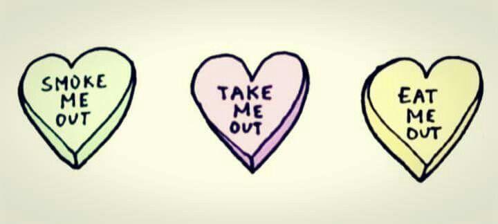 Stoner Couple Valentines Day