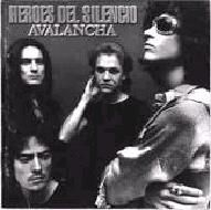 """Avalancha de Héroes del Silencio. Álbum seleccionado en la guía musical """"Al ritmo de... rock!!!"""""""