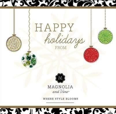 Magnolia And Vine Snap Jewellery Just In Time For Christmas Toll Free Ph
