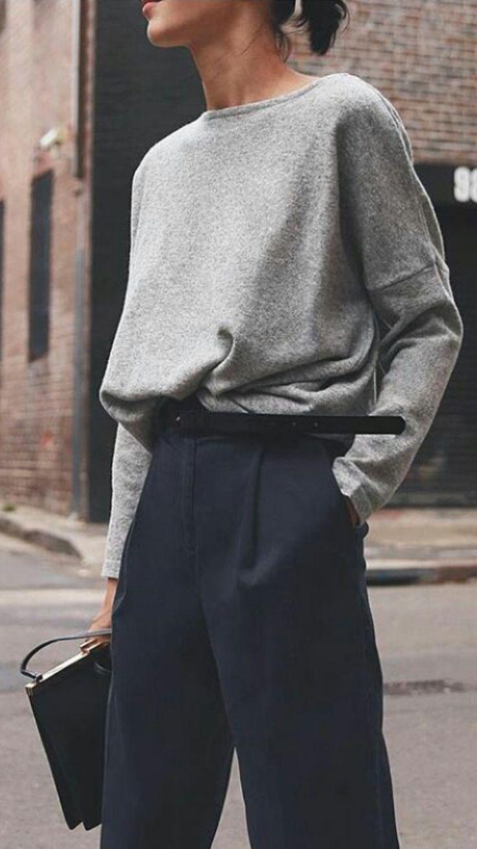 Ich liebe diese hoch taillierte Hose