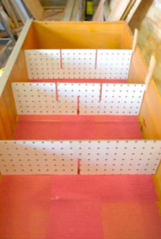 3 Drawer Nursery Dresser Organization