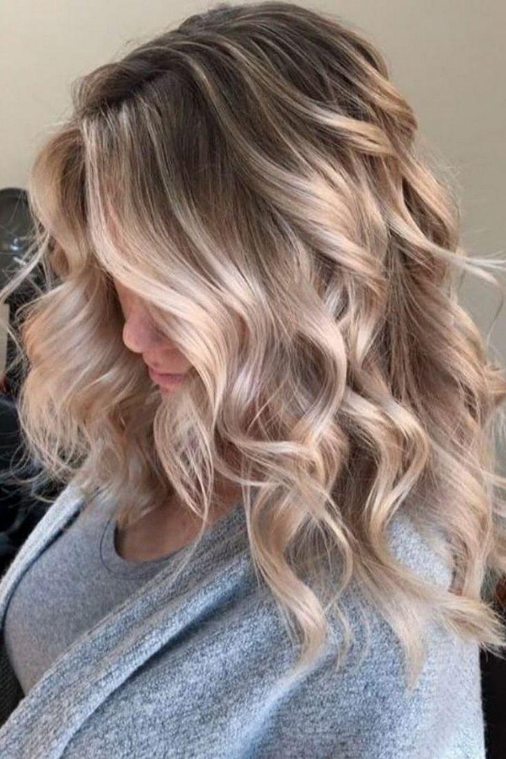 Diese Frisur Neue Frisurentrends Hair Styles Medium Hair Styles Long Hair Styles