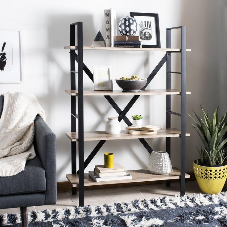 Delroy Etagere Bookcase