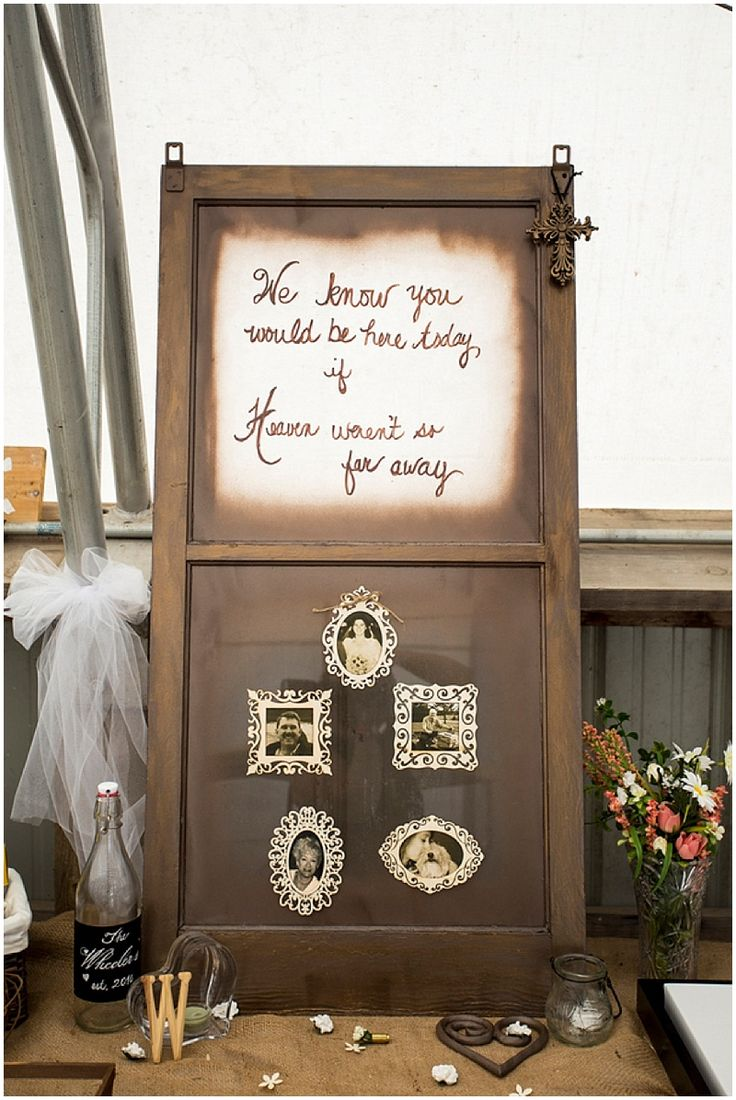 Rustic Wedding At The County Fairgrounds