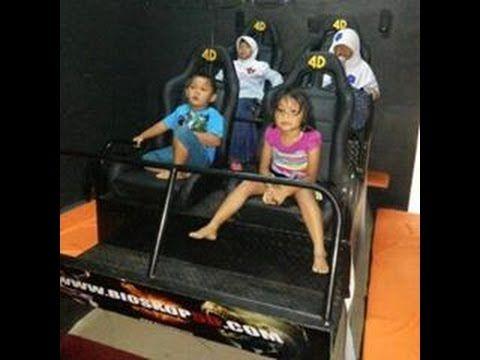 Peluang Usaha Bisnis Hiburan Bioskop 4D, 5D, 6D Terbaik di Indonesia