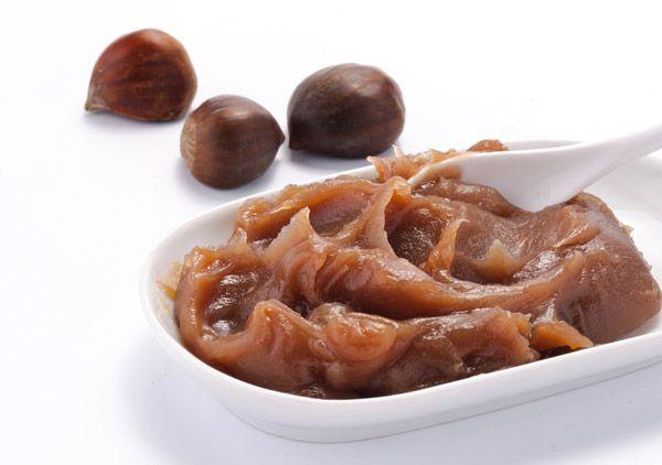 Κρέμα κάστανου (αντί για ζάχαρη μέλι)