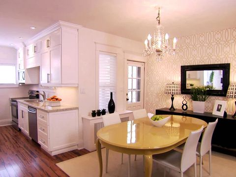 Property brothers dining room dream home pinterest for Property brothers dining room designs