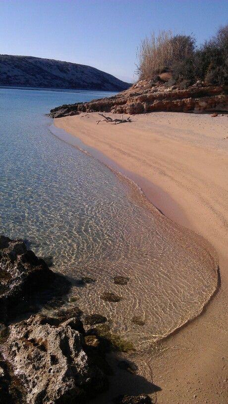 croatia...rab island..pudarica beach