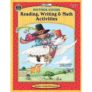 Mary Engelbreit's Mother Goose Reading, Writing & Math Classroom Activity Book: Debbie Mumm, Mother, Classroom Activity, Children S Activity, Classroom Activities, Classroom Ideas, Mary, Activity Books