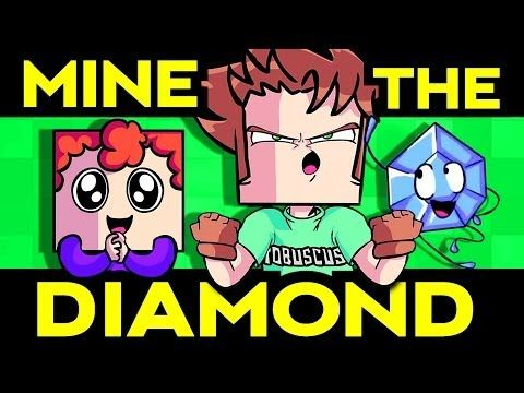 MINE THE DIAMOND (Minecraft Song) [Toby Turner ft. Terabrite] Check it out!