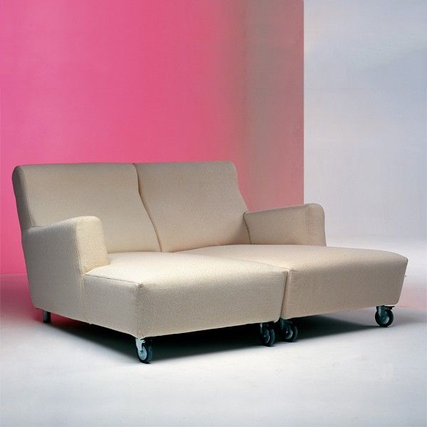 Giovannetti Circe ChairPractical, elegant and comfortable... a chaise-longue designed for beauty and relaxing pleasure.