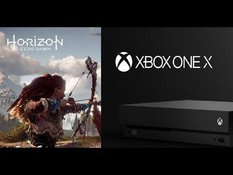 Horizon Zero Dawn Like Game Is Coming For Xbox One - MS Signed Deals For...