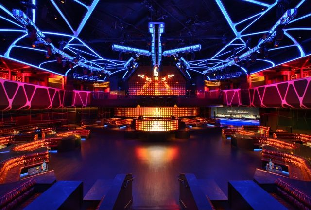 Hakkasan Nightclub at MGM Grand Las Vegas