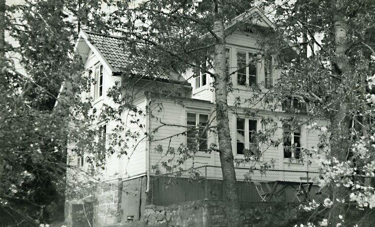 Sekelskifteshus Stockholms skärgård