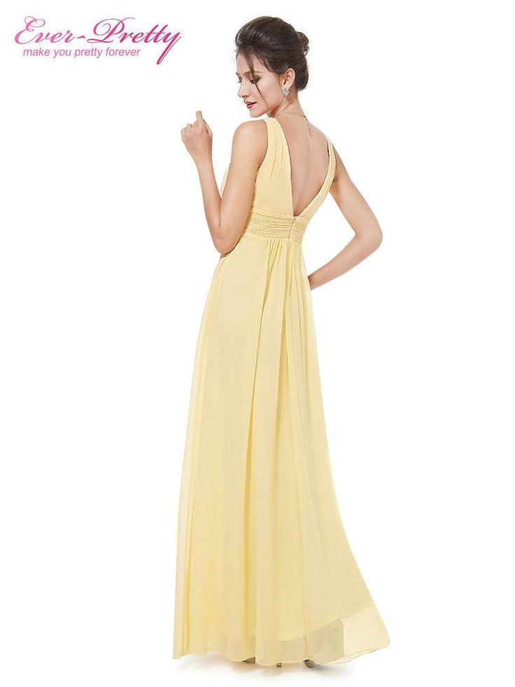 49 best Lemon Yellow Bridesmaid Dresses images on ...