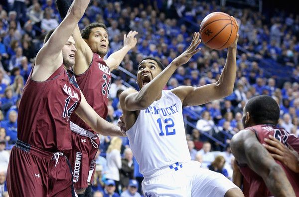 Basket-Ball • NCAA Player • Karl-Anthony Towns •