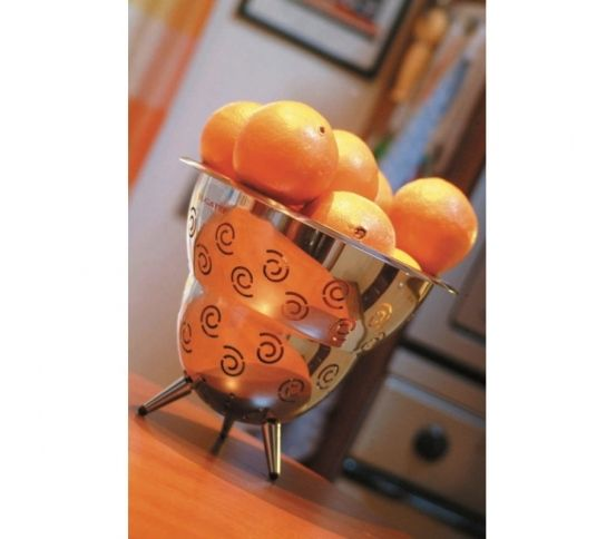 Casa Bugatti - Ricciolo misa na owoce i makaron