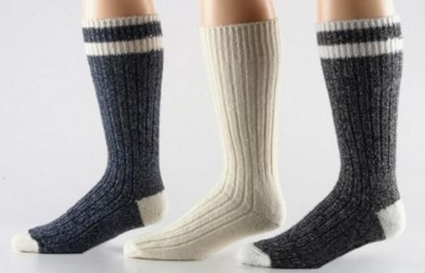 Stanfield's Wool Work Socks are comfortable, durable and naturally antibacterial…