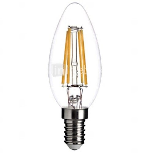Cute W E LED Filament Bulbs C COB LM lm Warm White Dimmable Decorative AC
