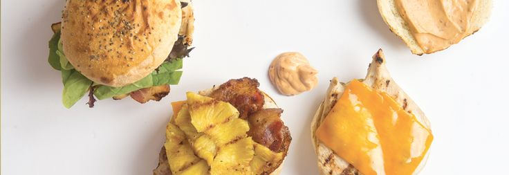 Ciao! In The Kitchen August-September 2016 Tropic Thunder Burger