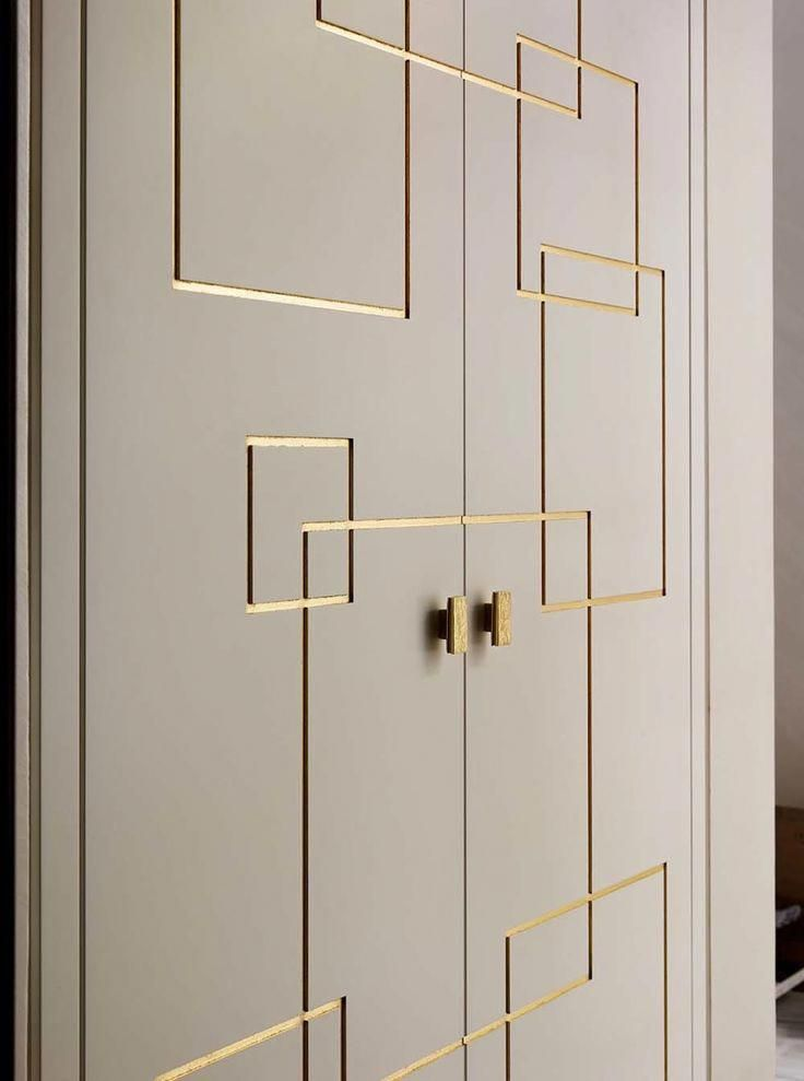 It Seemed Unstoppable And There Was No Better Example Of Its Influence Than Interior Design As If Waking From Interior Deco Wardrobe Doors Art Deco Interior