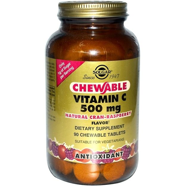 """Chewable vitamin C 