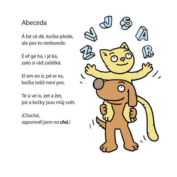 Jiří Žáček: Abeceda