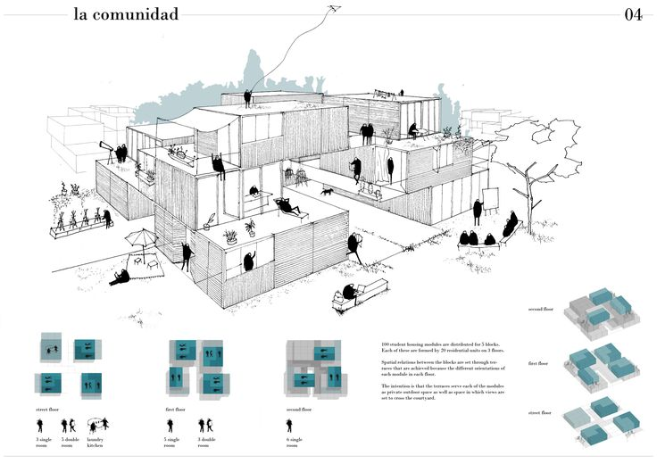 Results of the Competition Ryterna Modular Building