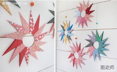 °°° Ninou  ....: L'art de l'origami dans toute sa poésie !!