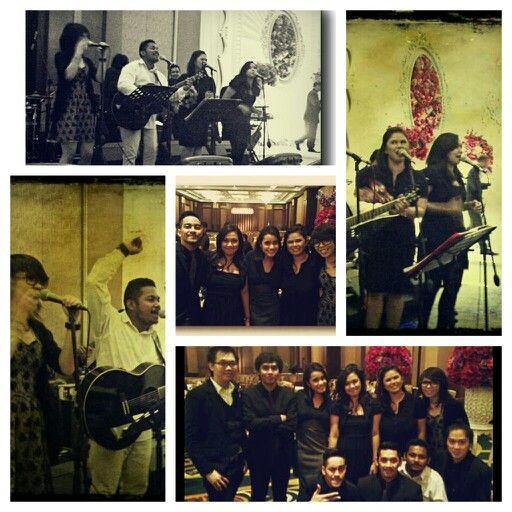 Gig at Bandung with Karawaci Project