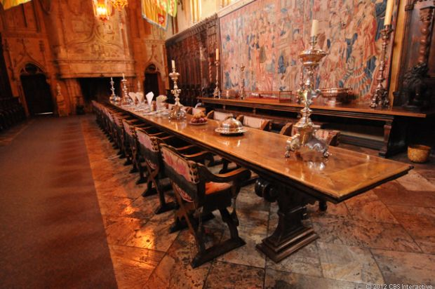 Inside Hearst Castle America S Favorite Palace Pictures