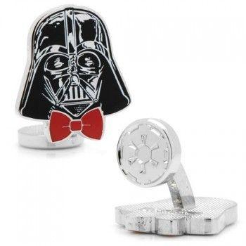 Gemelos para camisas Star Wars Dapper Darth Vader Cufflinks 01
