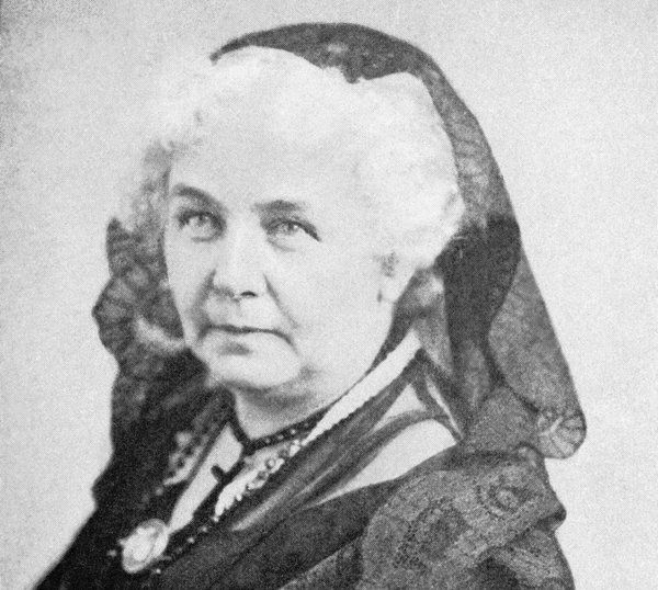 Elizabeth Cady Stanton Quotes: 308 Best Images About Take A Stand & STAND! On Pinterest
