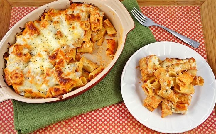 cheesy rigatoni rigatoni bake cheesy pasta wife recipes recipes yum ...