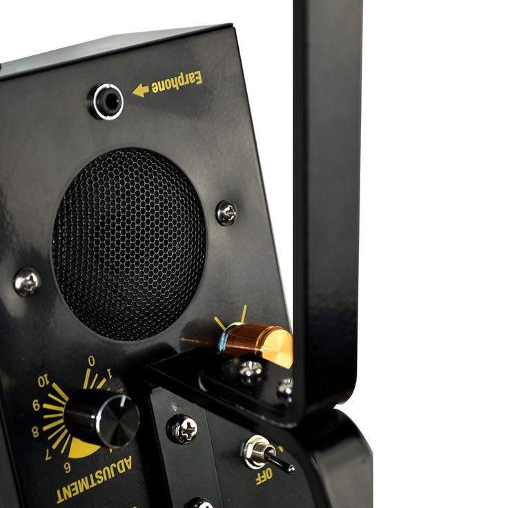 Amazon.com : all-sun Metal Detector Hunter Coin Finder Golden Digger Deep Sensitive : Garden & Outdoor