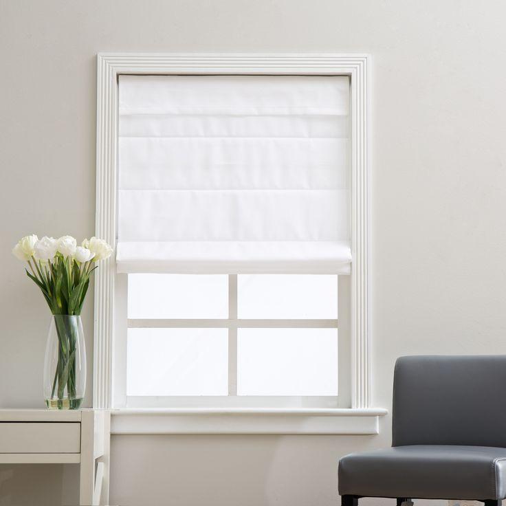 Arlo Blinds Cloud White Light Filtering Cordless Lift