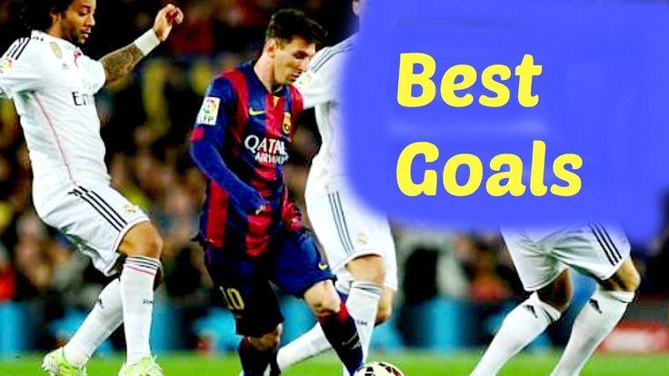 Lionel Messi ● Best Goals ●2014 2015● HQ