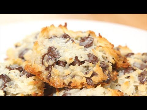 Almond Joy Cookies
