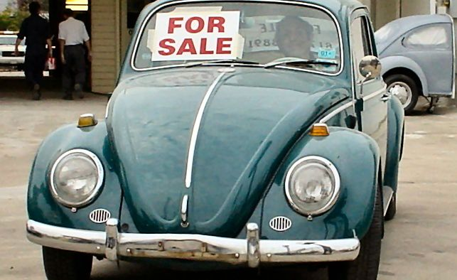 Tips for a buying a used car from a private sale