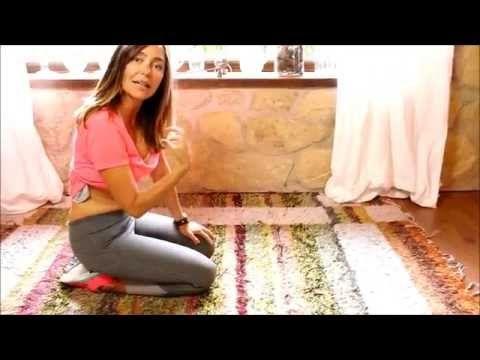 Cómo hacer abdominales hipopresivos 3 - YouTube