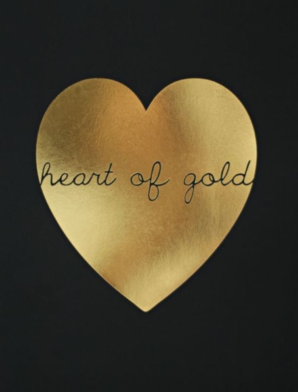 I found a heart of gold. Neil Young would be proud hahahahaha!