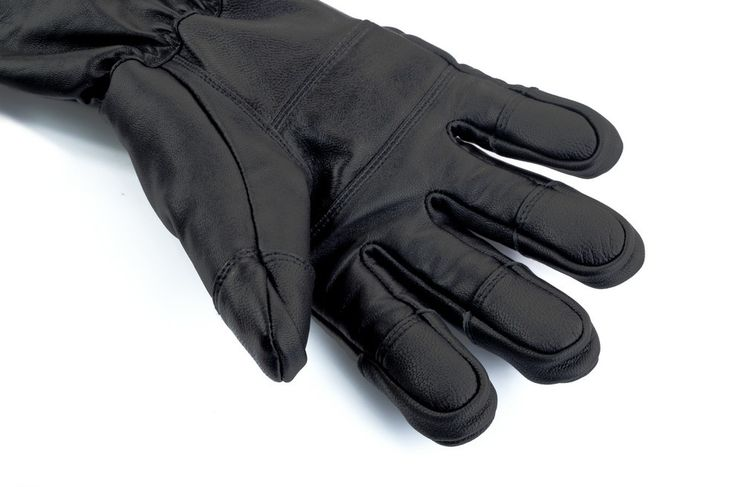 Heated leather gloves - Glovii