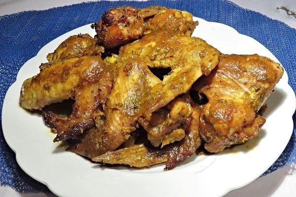 Lahůdková kuřecí křidla