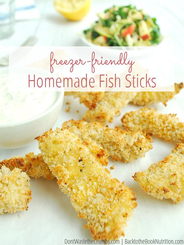 20 best ideas about fish recipes for kids on pinterest for Healthy fish sticks