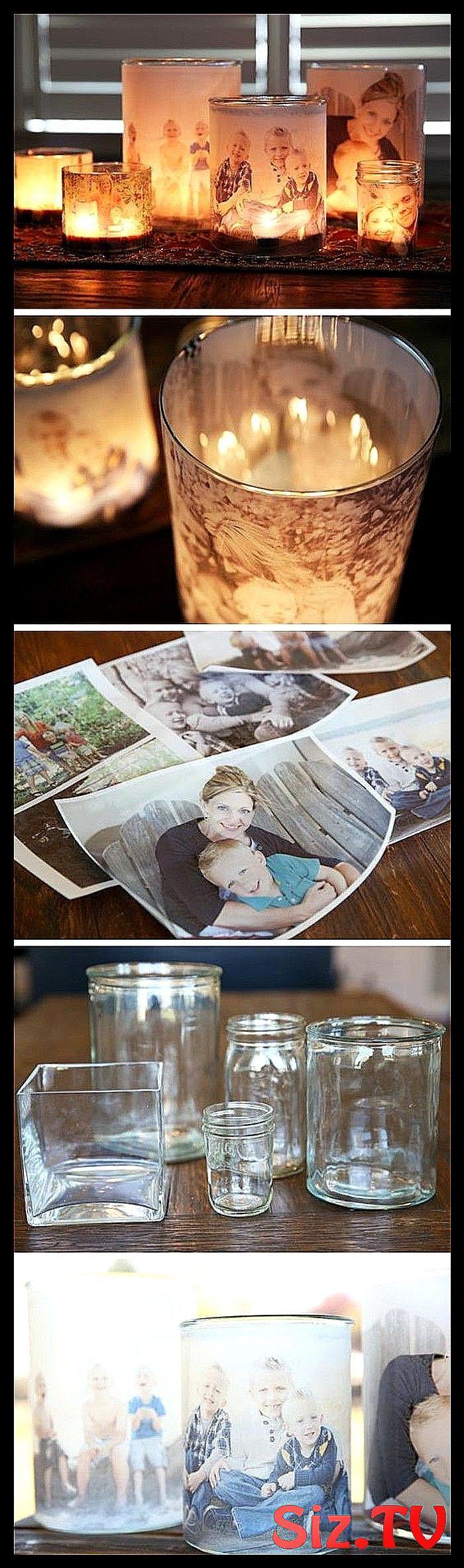 Kreative Geschenkideen f  r jeden Geschmack kreati #DIY_Birthday_photo #Fotos #f…