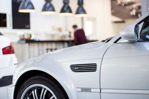 BMW M3 E46 Coupé in De Automobiel Fabriek.  #BMW #E46 #M3 #Coupé #DAF #DAFLIFESTYLE