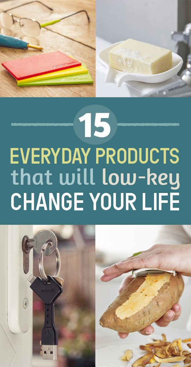 15 Products That Will Low-Key Change Your Life