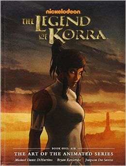 2. This is the art book for Avatar: TLOK Book 1: Air. US$20.29. (A$27.86 as of 1/12/2015).